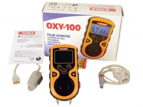 PULSOXIMETRO OXY-100 - Mes Medical & Engineering Sol.