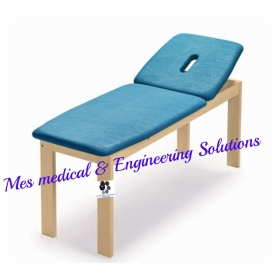 Lettini in legno 2 sezioni - Mes Medical & Engineering Sol.