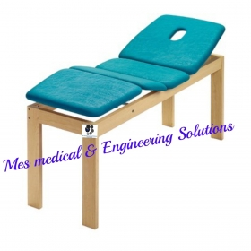 Lettino in legno 4 sezioni - Mes Medical & Engineering Sol.