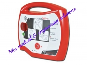 DEFIBRILLATORE AED RESCUE SAM - Mes Medical & Engineering Sol.