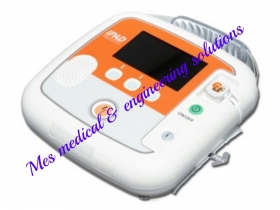 DEFIBRILLATORE - IPAD CU-SP2 - Mes Medical & Engineering Sol.