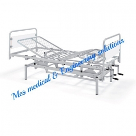 Letti 3 snodi a manovelle - Mes Medical & Engineering Sol.